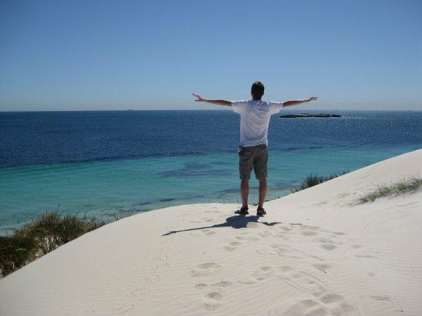 Il cielo dell'Australia