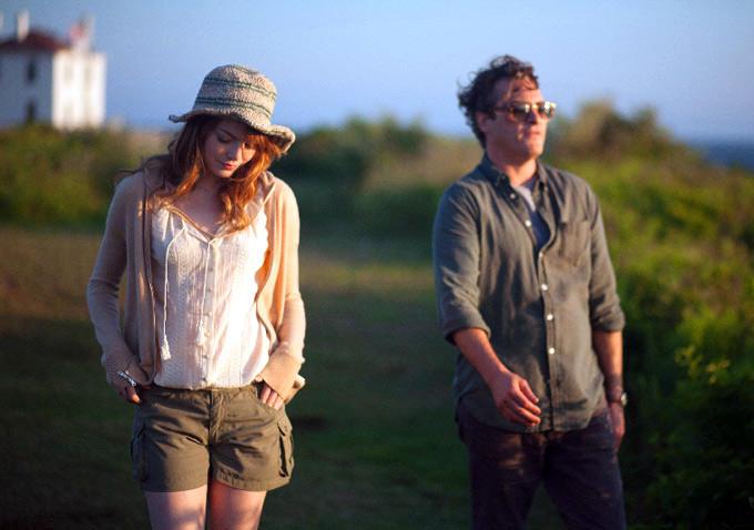 Joaquin Phoenix Emma Stone Irrational Man Woody Allen