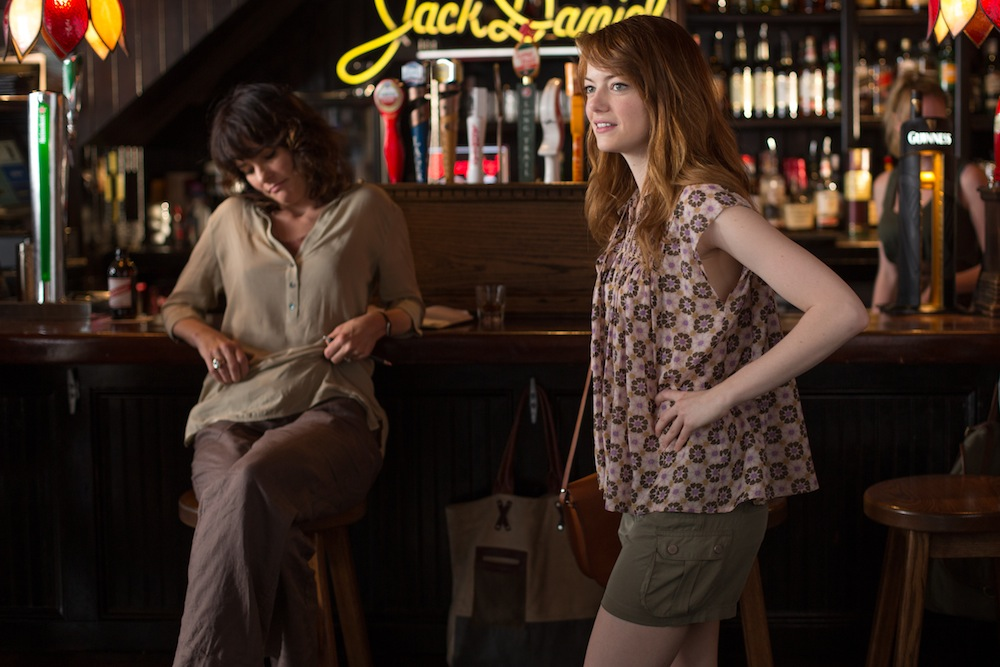 Emma Stone Parker Posey Irrational Man Woody Allen