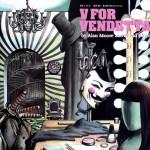 V per Vendetta – Alan Moore, David Lloyd