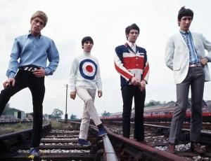 1965, Paris, France --- British Band The Who --- Image by © Tony Frank/Sygma/Corbis