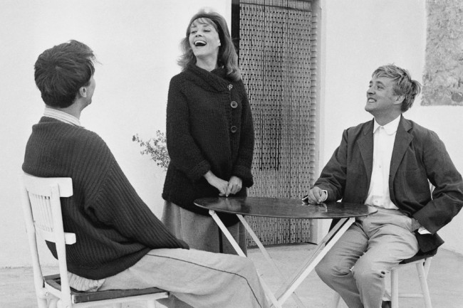 Jules et Jim, François Truffaut, 1961
