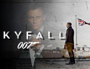 007 skyfall poster