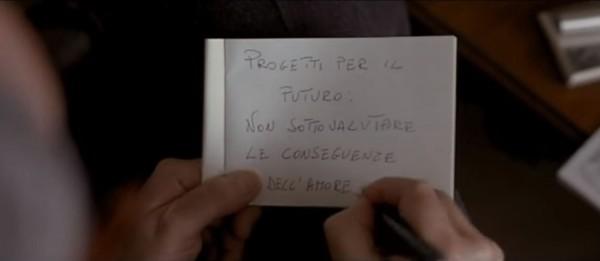 Le conseguenze dell'amore, Paolo Sorrentino, 2001