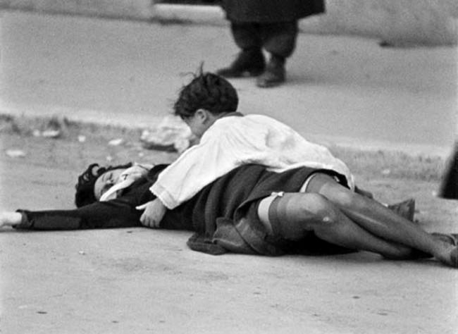 Roma città aperta, Roberto Rossellini, 1945