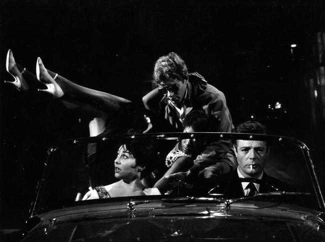 La dolce vita, Federico Fellini, 1960