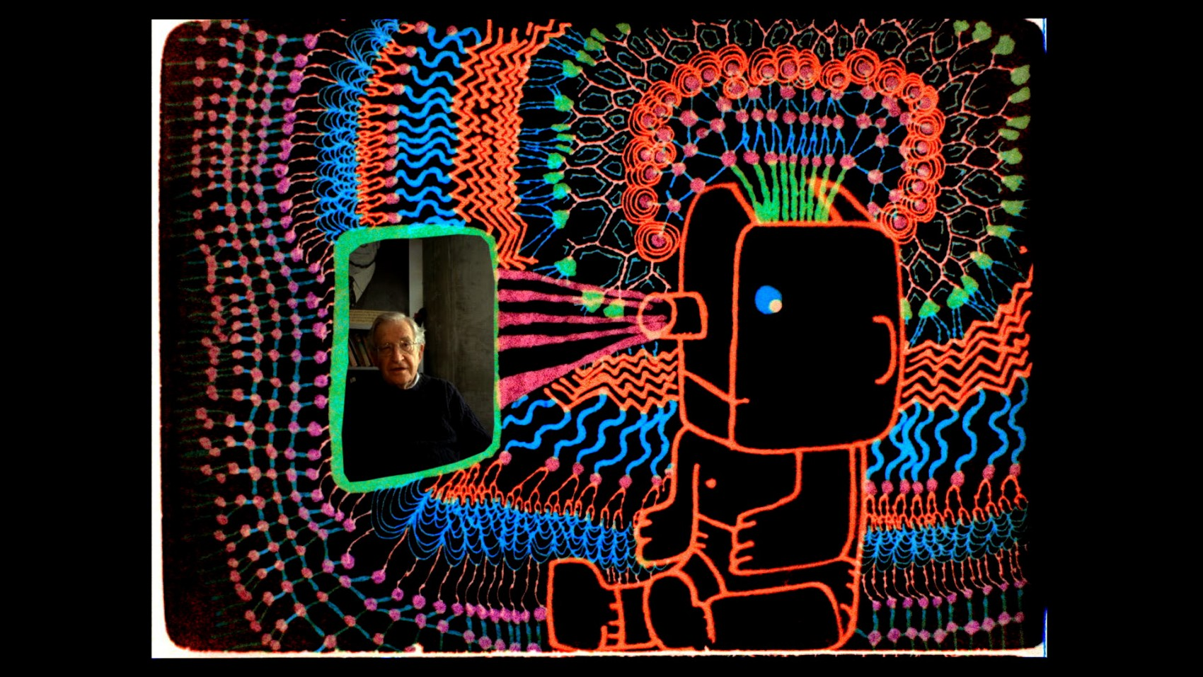 Is the Man Who Is Tall Happy gondry chomsky