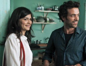 Audrey Tautou e Romain Duris rompicapo a new york