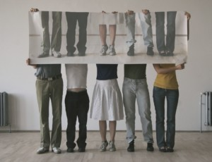 While we are holding it together Ivana Müller