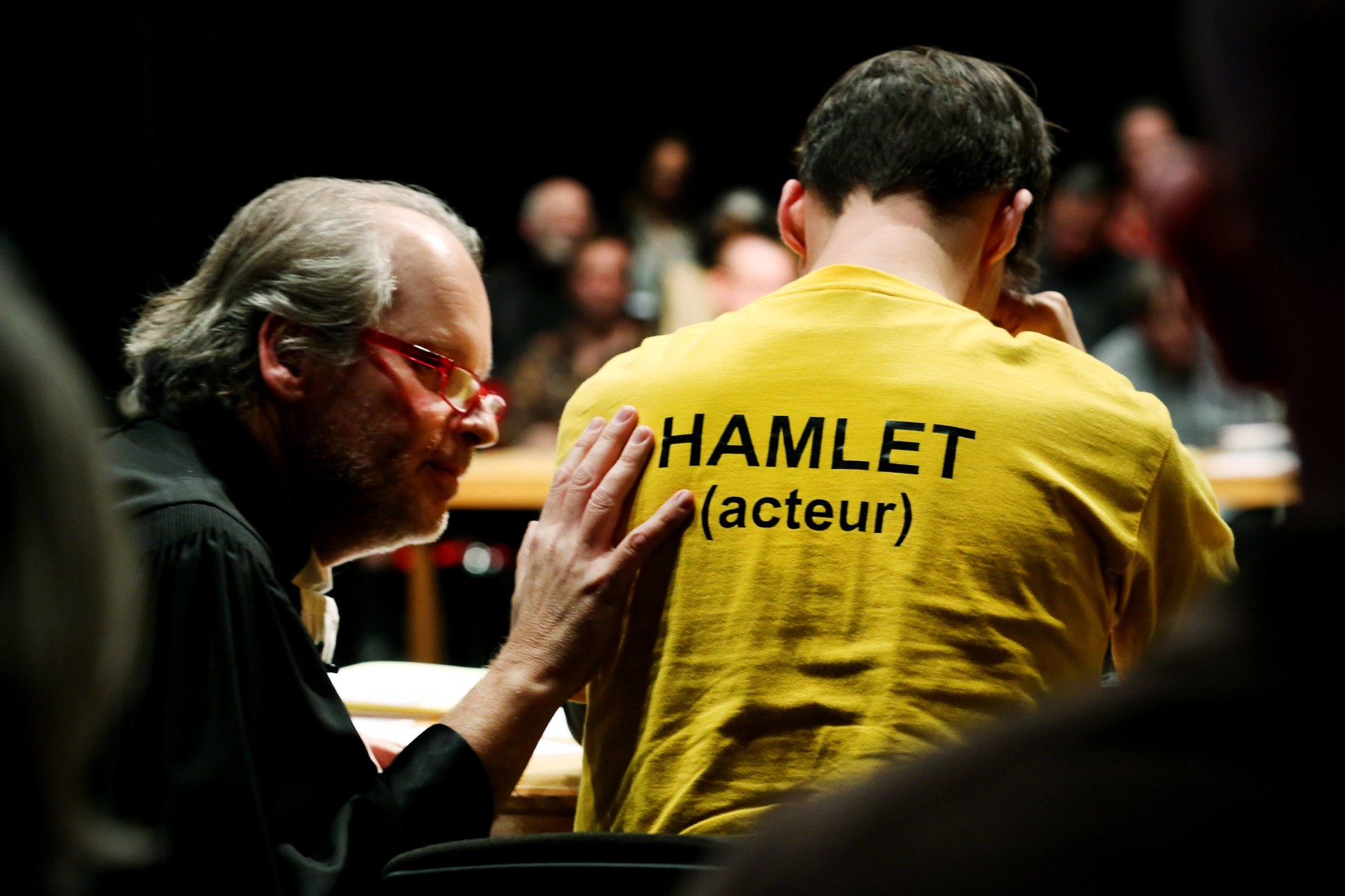 hamlet s angry focus Hamlet's push for wholesale change has generated excitement and complaints among district employees, students, community members and others with a vested interest in pittsburgh public schools.
