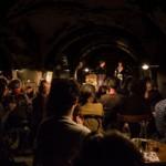 Recita dell'Attore Vecchiatto nel Teatro di Rio Saliceto – Elena Bucci, Claudio Morganti
