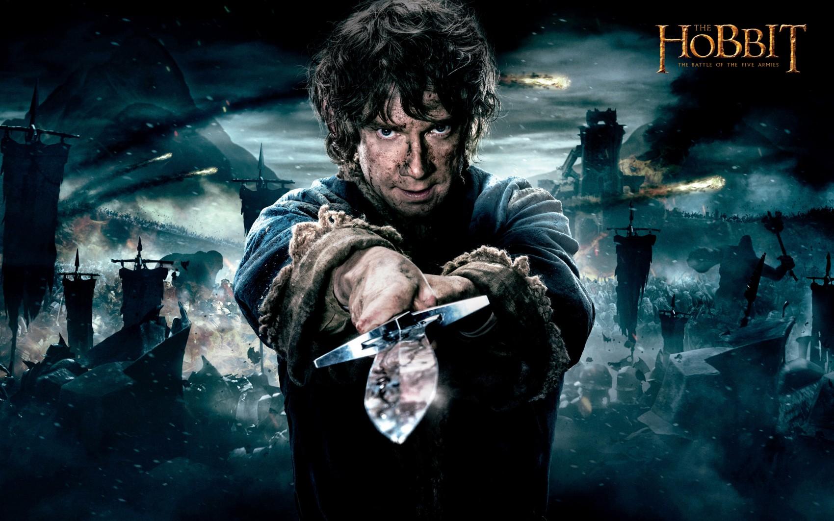 lo hobbit battaglia 5 armate