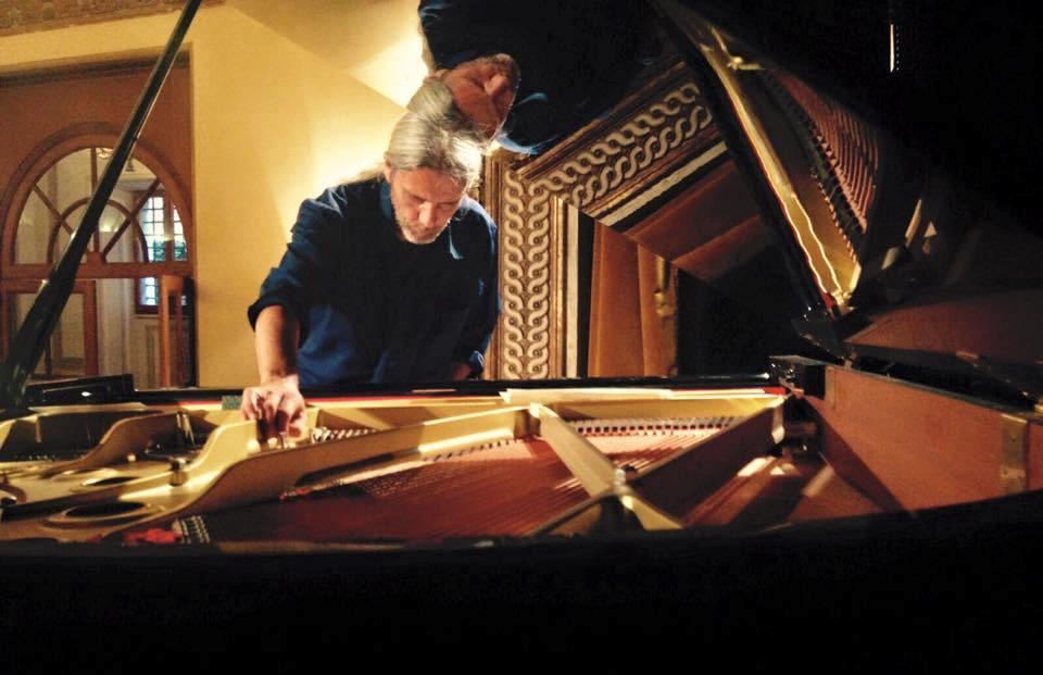 Sonatas and Interludes Fabrizio Ottaviucci