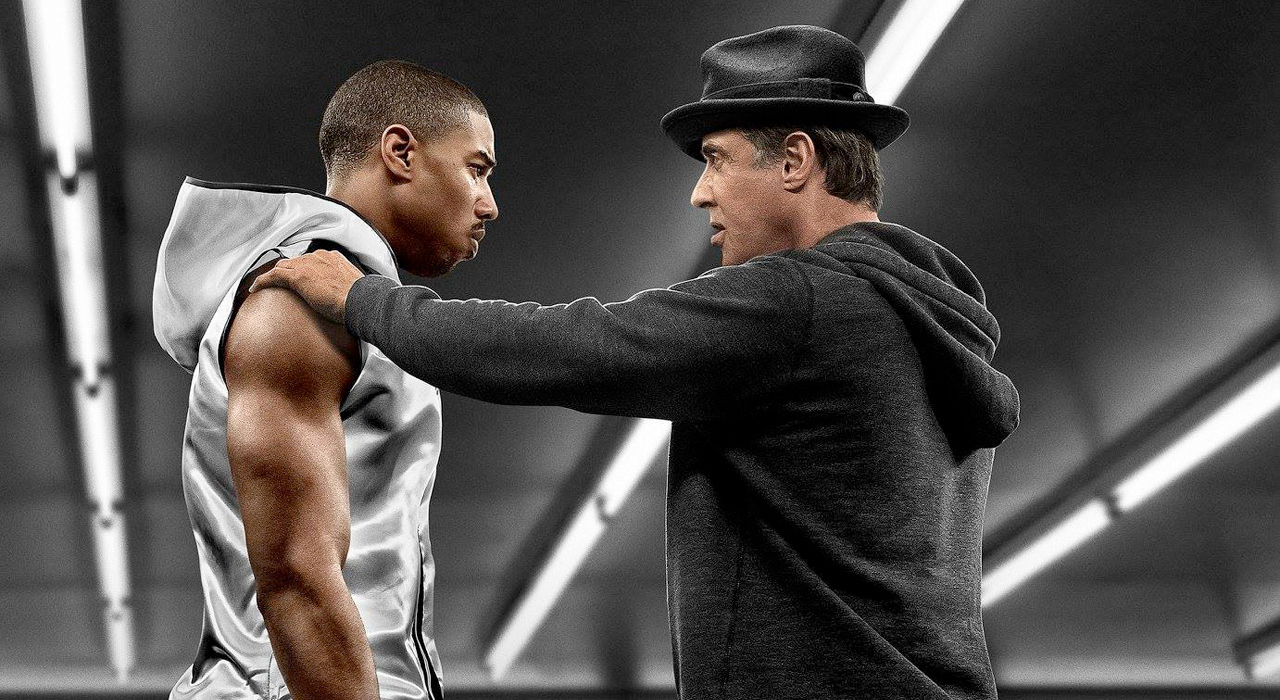 Creed Stallone Rocky