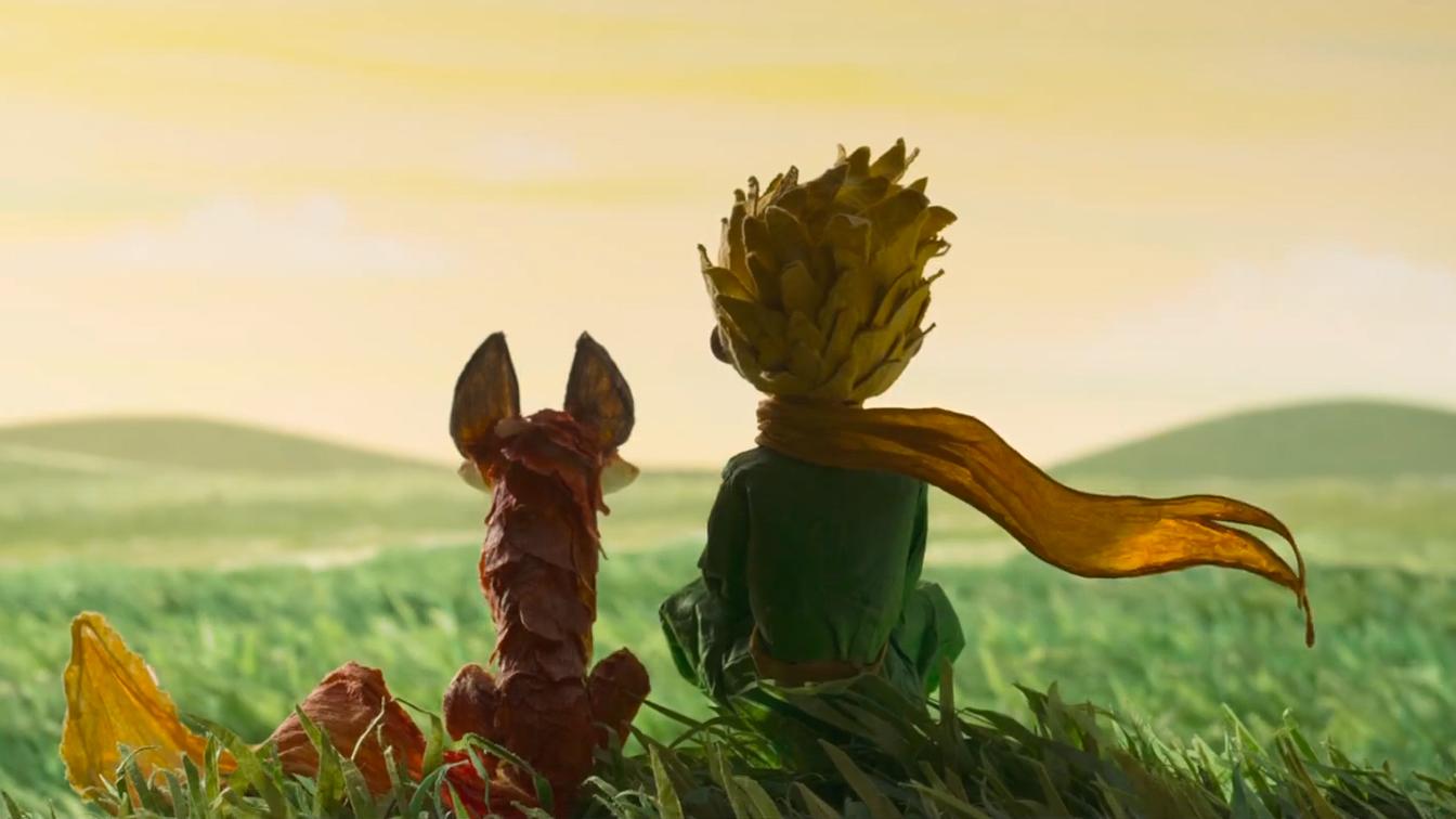 il piccolo principe film 2015