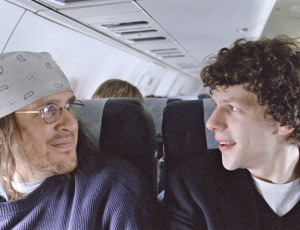 Jason Segel Jesse Eisenberg The End of the Tour