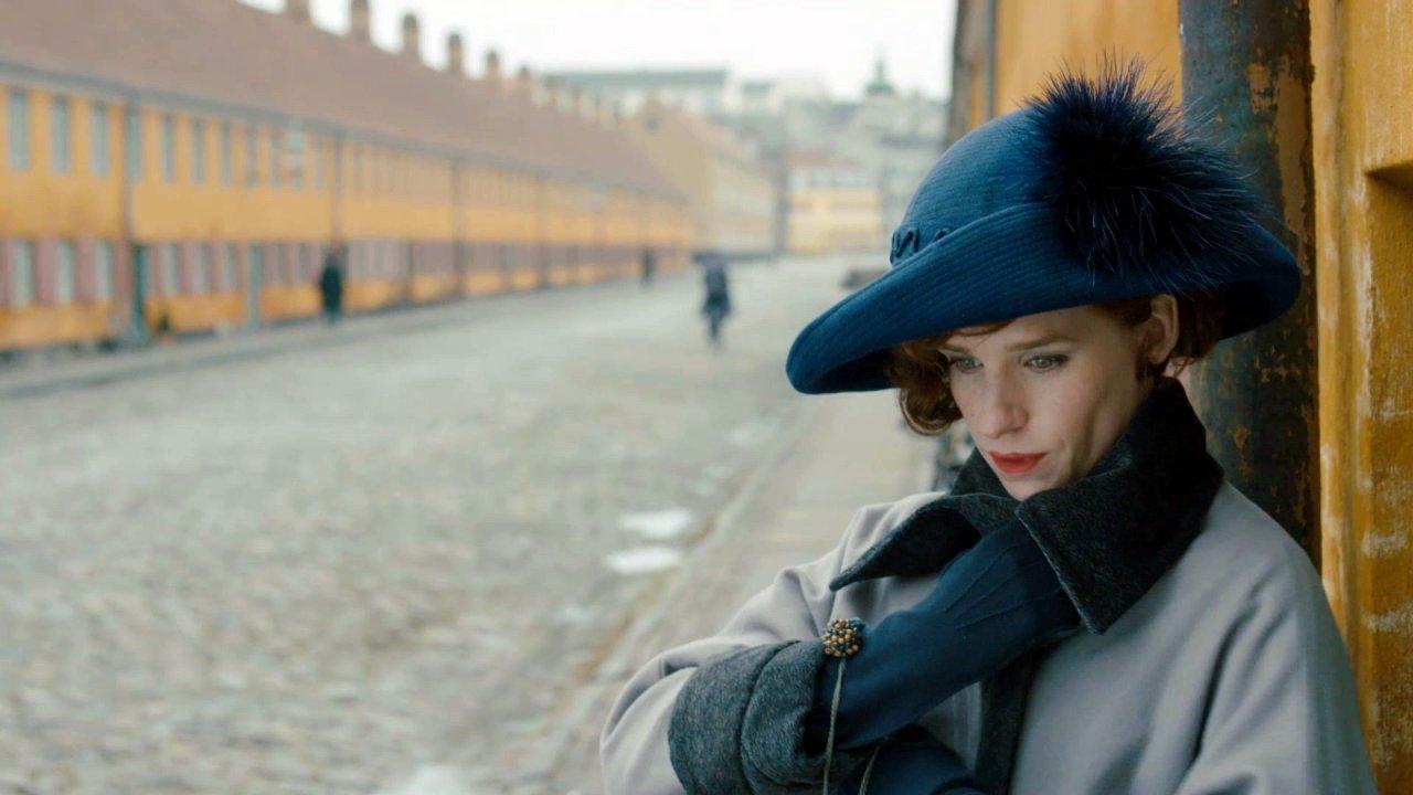 The Danish Girl Eddie Redmayne