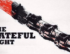The Hateful eight poster Tarantino