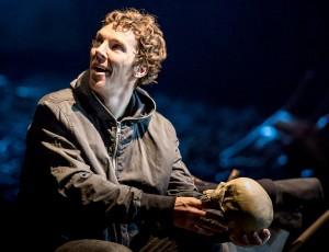 Benedict cumberbatch Hamlet