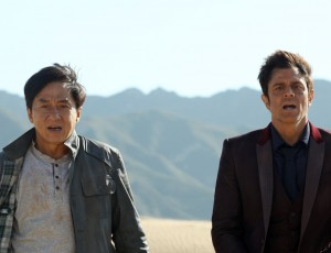 Skiptrace Johnny Knoxville Jackie Chan