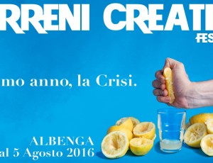 Terreni Creativi 2016 Albenga