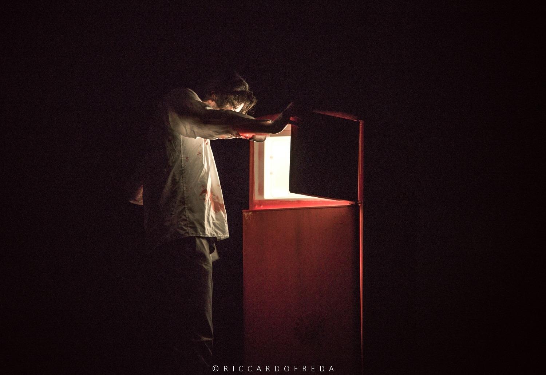 Foto di scena ©Riccardo Freda