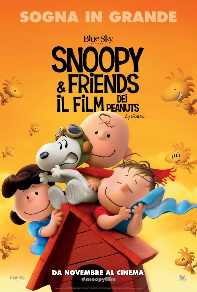 Snoopy & Friends locandina