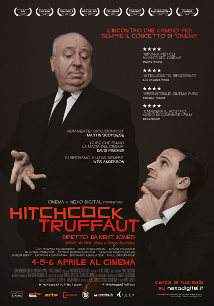 Hitchcock Truffaut documentario