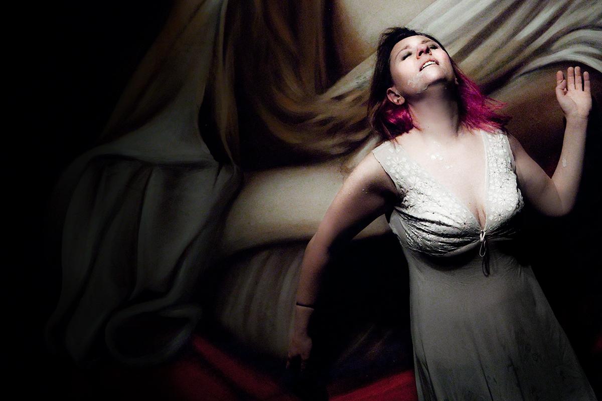 Orgia – Licia Lanera (foto di scena ©Luigi Laselva)