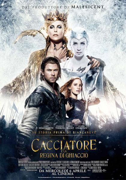 Chris Hemsworth Il cacciatore e la regina di ghiaccio