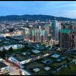 La Torino industriale si fa paesaggio