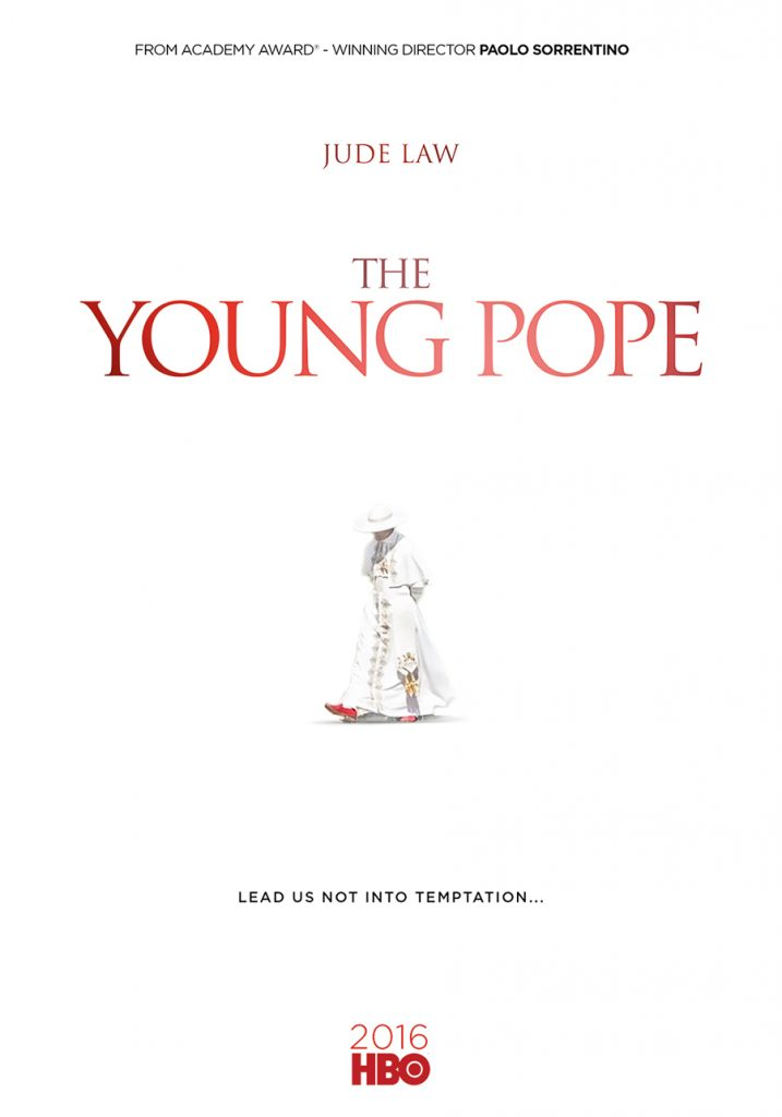 the young pope locandina