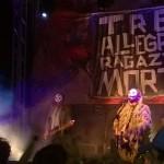 Tre Allegri Ragazzi Morti live @ Gallinarock, Gallinaro (FR) – 23/08/2014