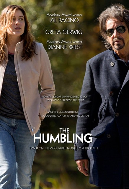 the humbling al pacino poster