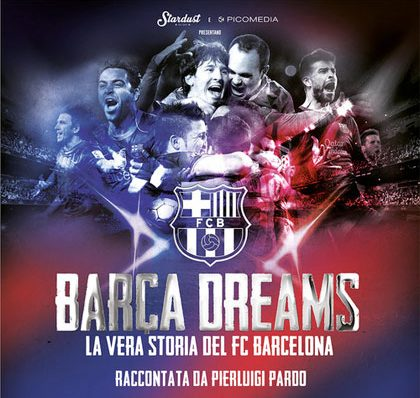 Barcelona documentario Messi