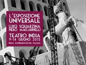 Esposizione Universale Maccarinelli Squarzina