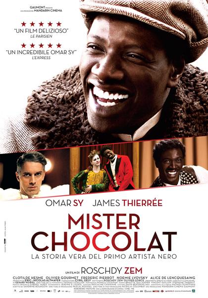 Mister Chocolat Omar Sy