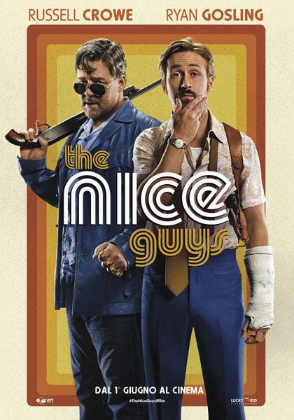 The Nice Guys Russel Crowe Ryan Gosling