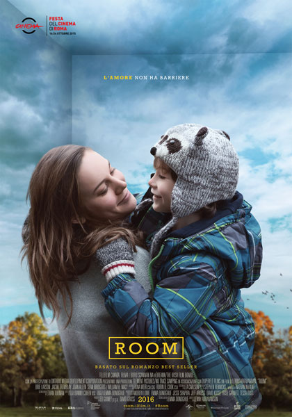 Room Brie Larsson poster