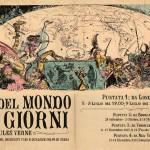 Il giro del mondo in 80 giorni – Teatro Sotterraneo