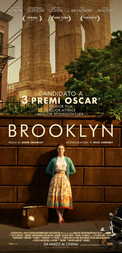 Brooklyn poster Oscar 2016
