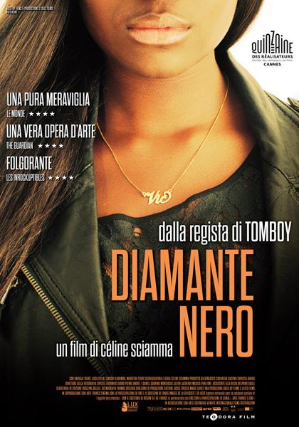 diamante nero poster