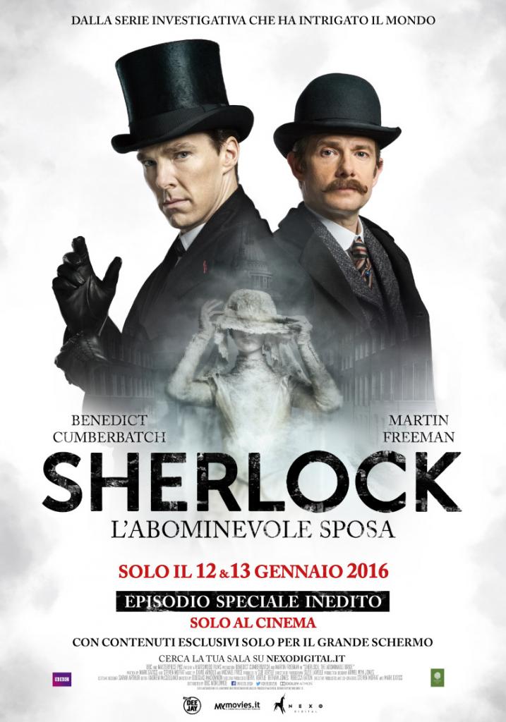 Sherlock Cumberbatch
