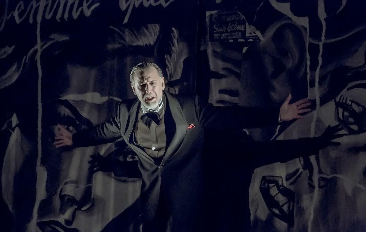 Sudori Freddi – Giancarlo Sepe