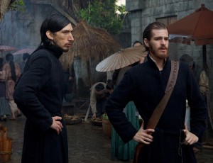 silcence scorsese adam driver andrew garfiled
