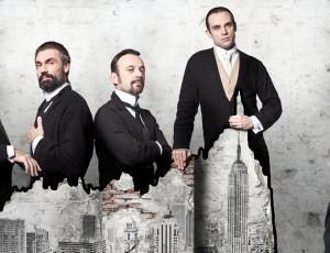 Lehman Trilogy – Luca Ronconi