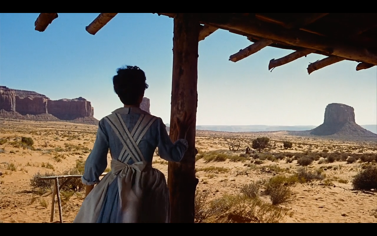 the searchers opening