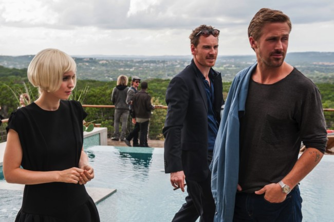 Song to song michael fassbender ryan gosling rooney mara