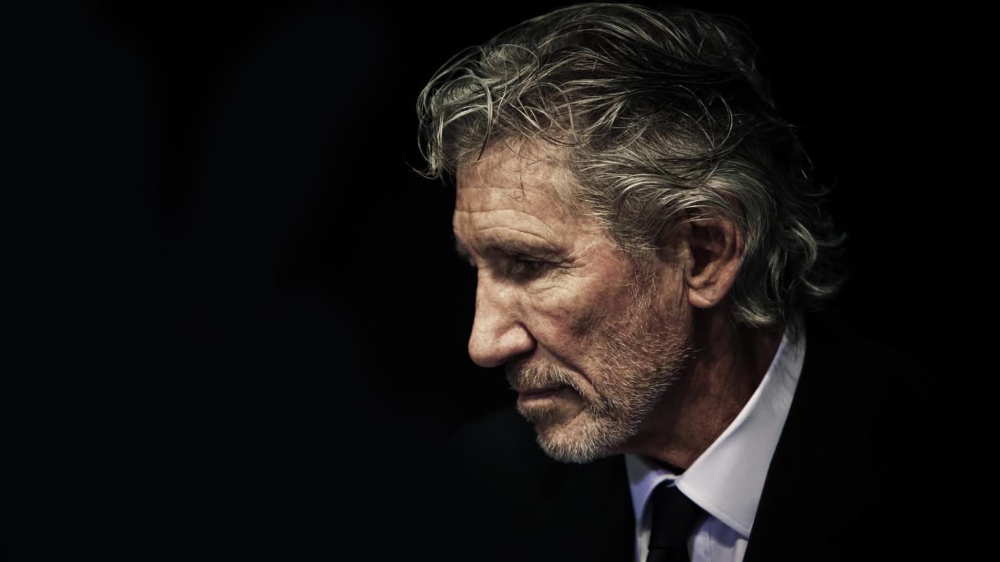 18 Feb 2014 --- Roger Waters portrait in Italy --- Image by © Simone Cecchetti/Corbis
