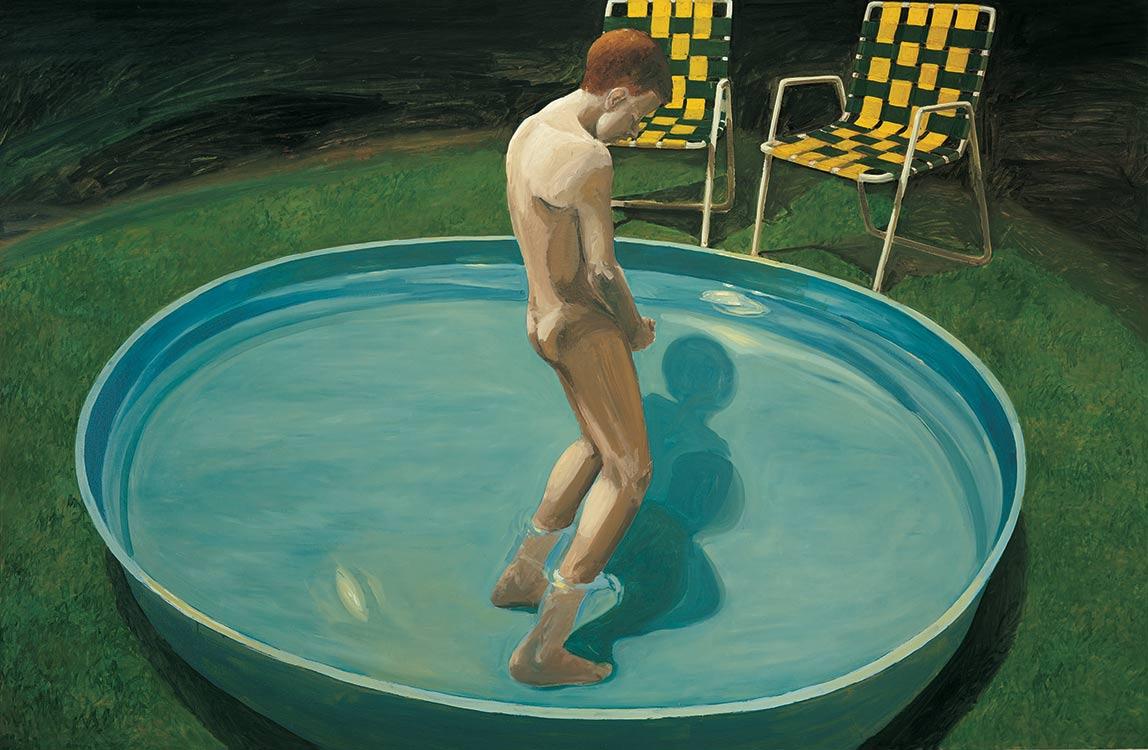 Eric Fischl Sleepwalker (1979) ©Eric Fischl